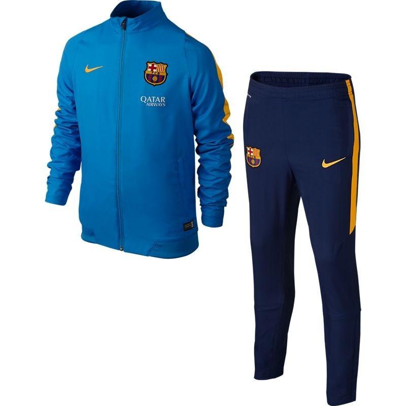 Ensemble de survêtement Nike Junior FC Barcelona Revolution Sideline Woven - Ref. 686637-436