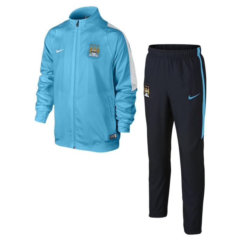 Ensemble de survêtement Nike Junior Manchester City Revolution Sideline - Ref. 688175-435
