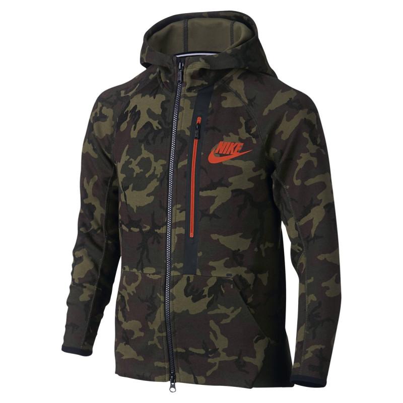 Sweat Nike Franchise Full-Zip Junior - Ref. 678934-451