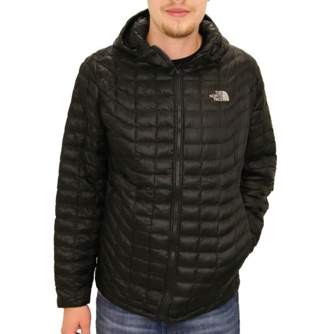 Doudoune The North Face Thermoball (Noir) - Ref. TOCMG9JK3