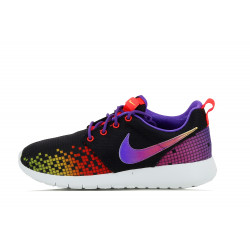 Basket Nike Roshe One Print Junior - Ref. 677784-003