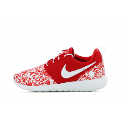 Basket Nike Roshe One Print Junior - Ref. 677784-605