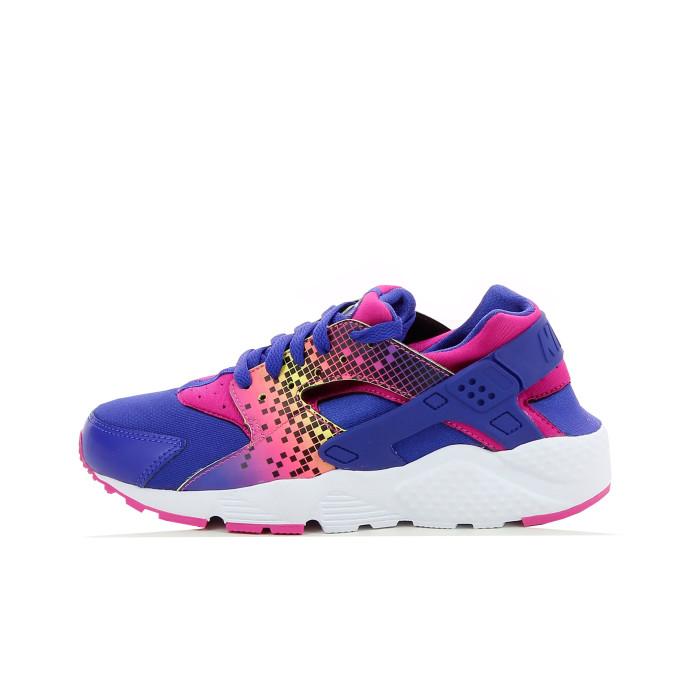Basket Nike Huarache Print Junior - Ref. 704946-500
