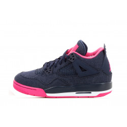Basket Nike Air Jordan 4 Retro Junior - Ref. 487724-408