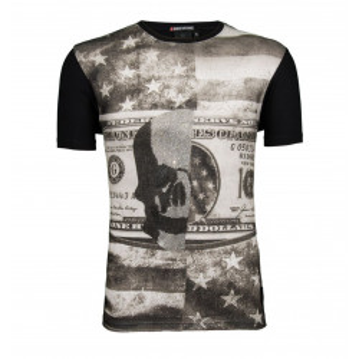 Tee-shirt Redskins Ranner Shuman (Noir)
