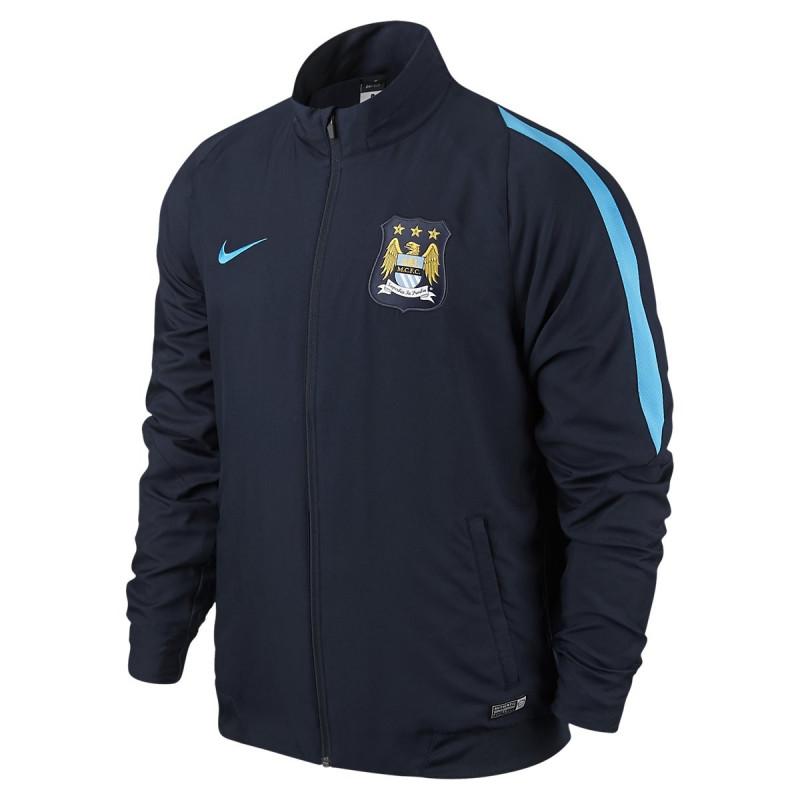 Veste de survêtement Nike Manchester City Revolution Sideline Woven - Ref. 688153-476