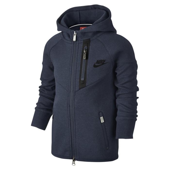 Sweat Nike Tech Fleece Full-Zip Hoodie Cadet - Ref. 728536-473