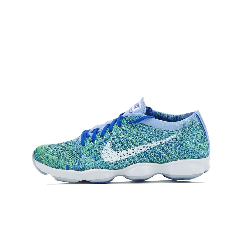 Basket Nike Flyknit Zoom Agility - Ref. 698616-403