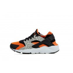 Basket Nike Huarache Run Safari Junior - Ref. 820341-100