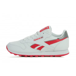 Basket Reebok Classic Leather Junior - Ref. V70195