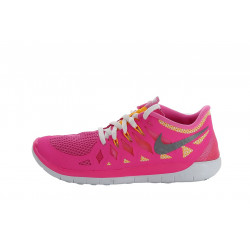 Basket Nike Free 5.0 Junior - Ref. 644446-600