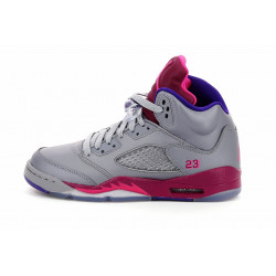 Basket Nike Air Jordan 5 Retro Junior - Ref. 440892-009