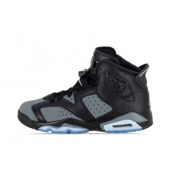 Basket Nike Air Jordan 6 Retro Junior - Ref. 384665-010