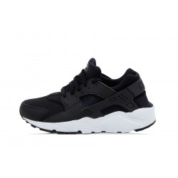 Basket Nike Huarache Run Junior - Ref. 654275-011