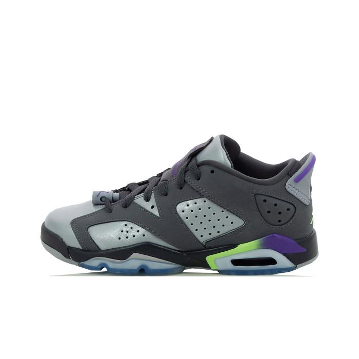 Basket Nike Air Jordan 6 Retro Low Junior - Ref. 768878-008