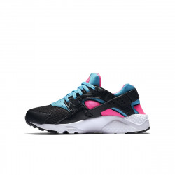 Basket Nike Huarache Run Junior - Ref. 654280-005