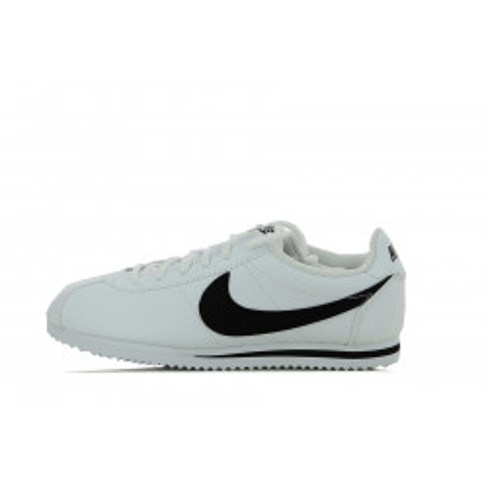 Basket Nike Classic Cortez Leather Junior - Ref. 749482-102
