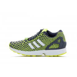 Basket adidas Originals ZX Flux Techfit Junior - Ref. B25660
