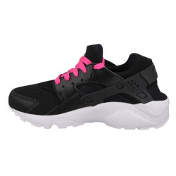 Basket Nike Air Huarache Run Junior - Ref. 654280-007