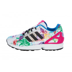 Basket adidas Originals ZX Flux Junior - Ref. S76285