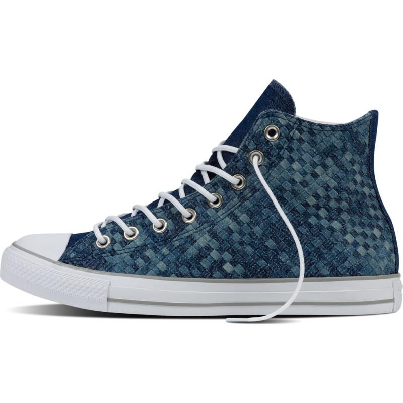 Converse All Star CT Hi Denim Woven - Ref. 153934C