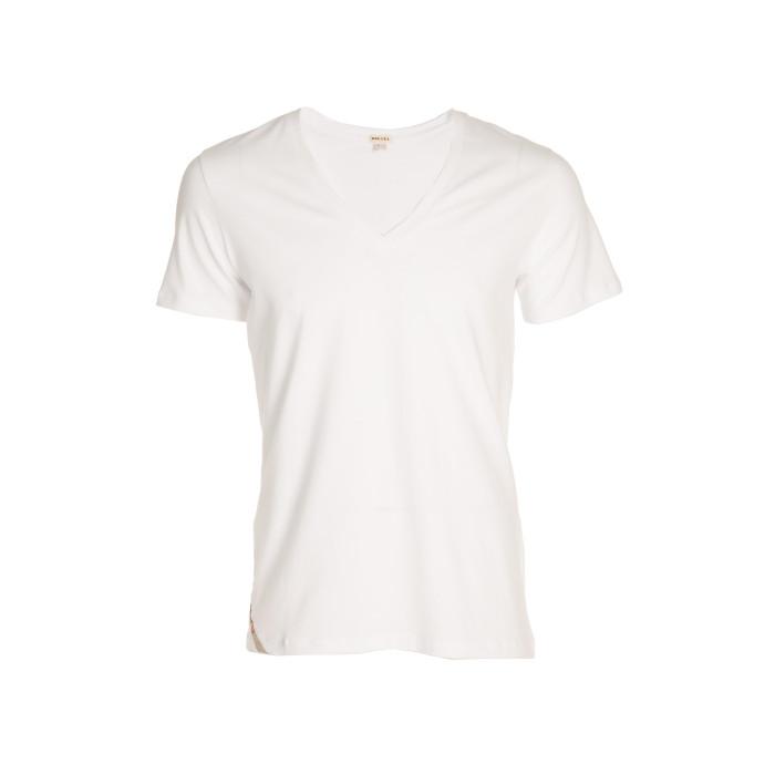 Tee-shirt Diesel Umtee Jesse (Blanc)