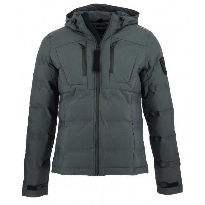 Doudoune Redskins Buster Ultimate (Gris)