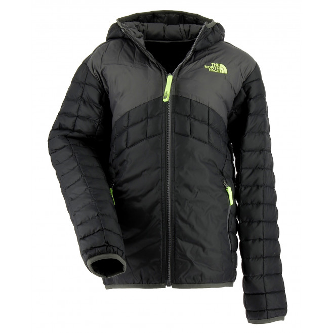 Doudoune The North Face Thermoball Reversible Junior (Noir) - Ref. T92RCWJK3