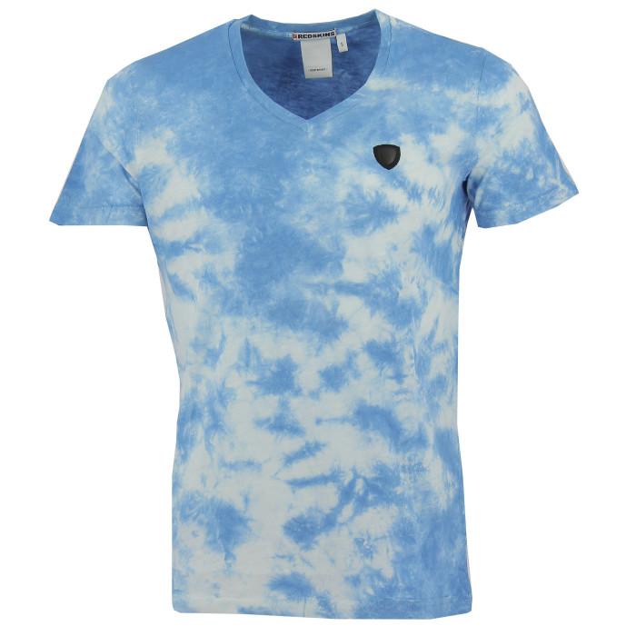 Tee-shirt Redskins Wasabi Rallye (Bleu)