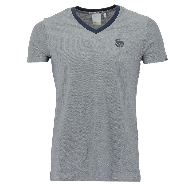Tee-shirt Redskins Jay Shandler (Bleu)