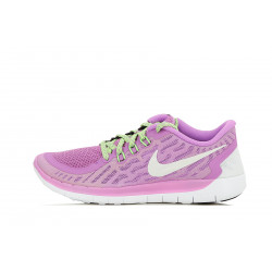 Basket Nike Free 5.0 Junior - Ref. 725114-500