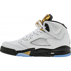 Basket Nike Air Jordan 5 Retro Junior - Ref. 440888-133