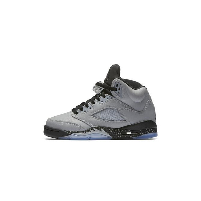 Basket Nike Air Jordan 5 Retro Junior - Ref. 440892-008