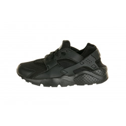 Basket Nike Air Huarache Run Junior - Ref. 654275-016
