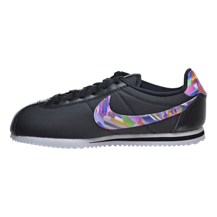Basket Nike Cortez Nylon Print Junior - Ref. 859564-001