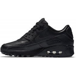 Basket Nike Air Max 90 Leather Essential Junior - Ref. 833412-001