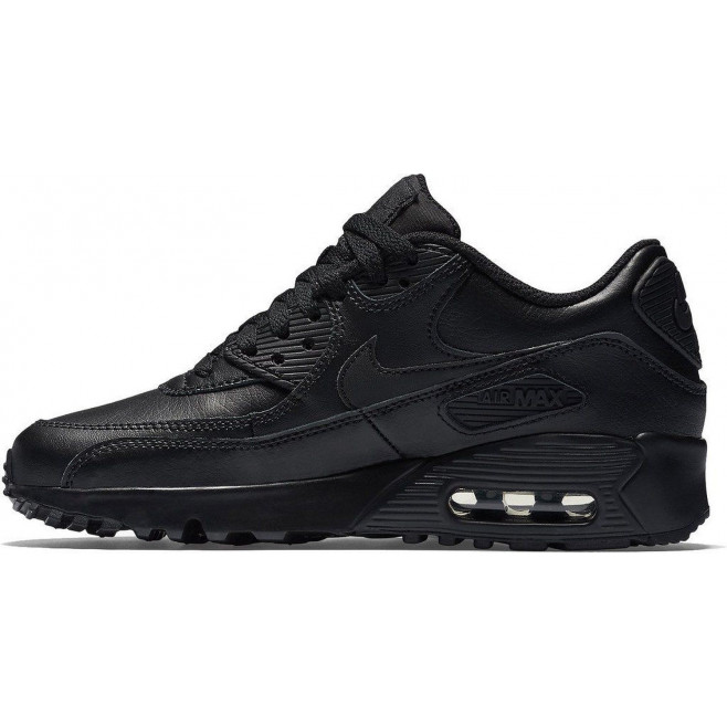 Basket Nike Air Max 90 Leather Essential Junior DownTownStock.Com