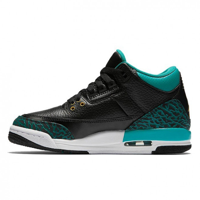 Basket Nike Air Jordan 3 Retro Junior - Ref. 441140-018