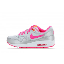 Basket Nike Air Max 1 Junior - Ref. 653653-005