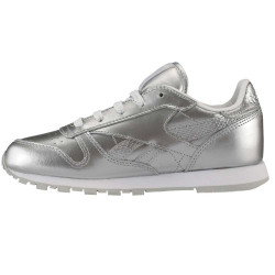 Basket Reebok Classic Leather Metallic Cadet - Ref. BS7459