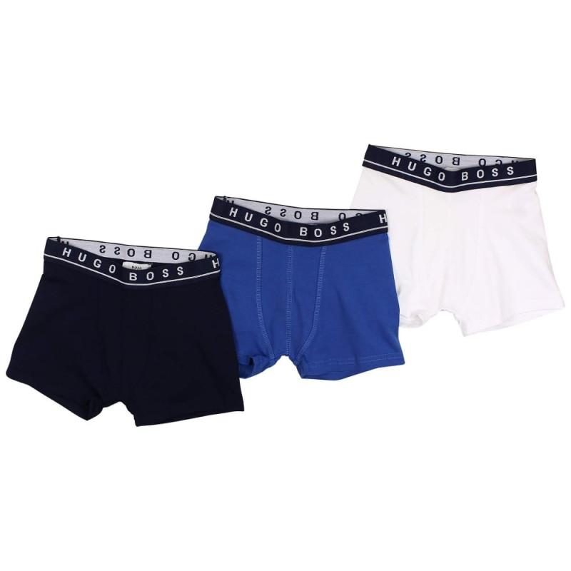 Pack 3 boxers Hugo Boss Junior - Ref. J27063-849