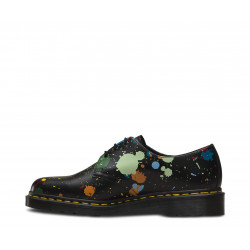 Chaussures à lacets Dr Martens Splatter Smooth - Ref. 1461-22184001