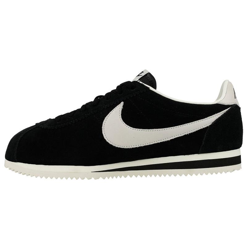 Basket Nike Classic Cortez Leather - Ref. 861535-003