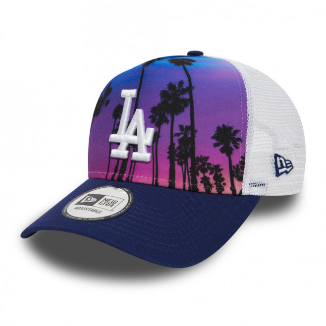 105a6a2376ac Casquette New Era West Coast Print Los Angeles Dodgers 9 Forty - Ref.  80489276