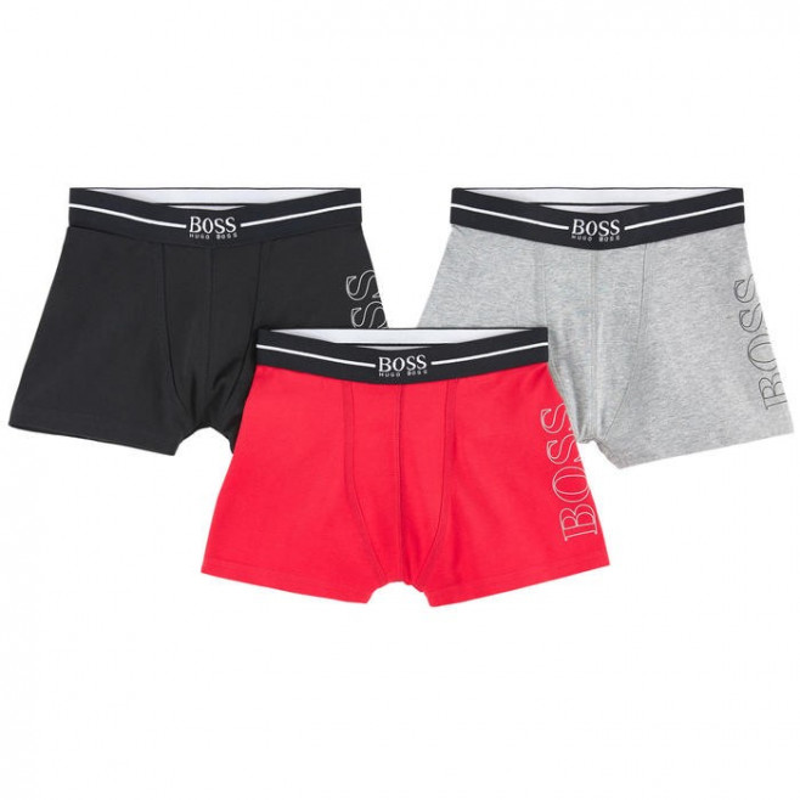 Pack 3 boxers Hugo Boss Junior - Ref. J27064-09B