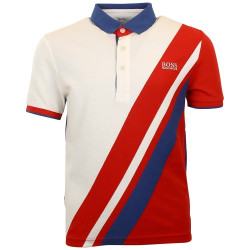 Polo Hugo Boss Junior - Ref. J25A69-988