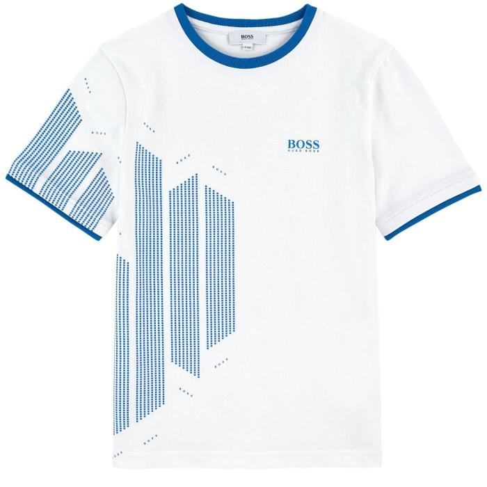 Tee-shirt Hugo Boss Junior - Ref. J25A55-10B