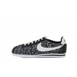 Basket Nike Cortez Nylon Print Junior - Ref. 859564-002