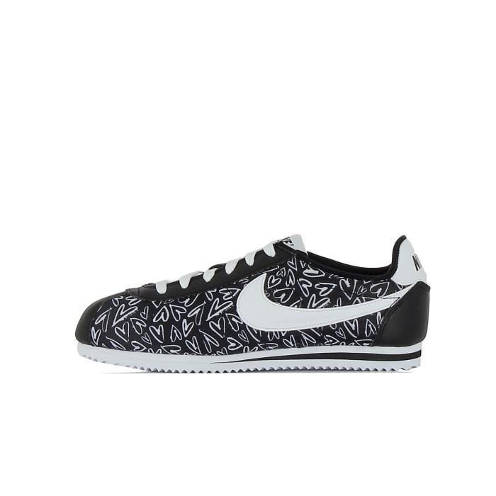 Basket Nike Cortez Nylon Print Junior - Ref. 859564-002