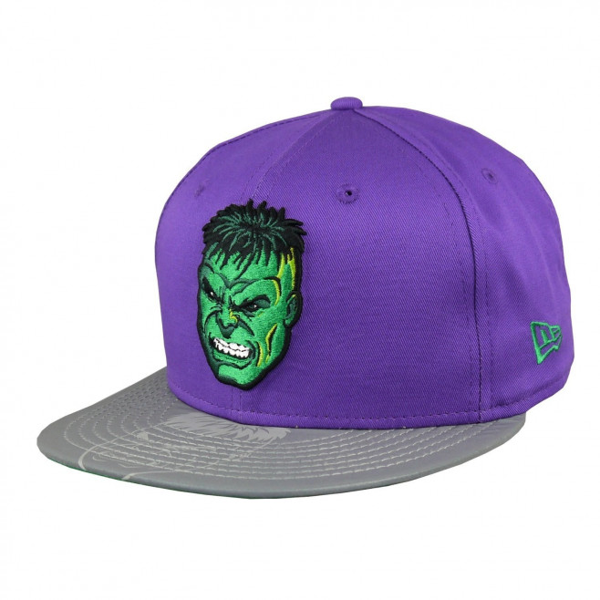 Casquette New Era 9 Fifty Reflecto Inhulk - Ref. 80038172